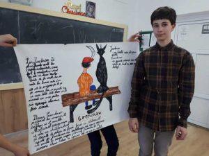 Proiect Uniti impotriva abandonului scolar